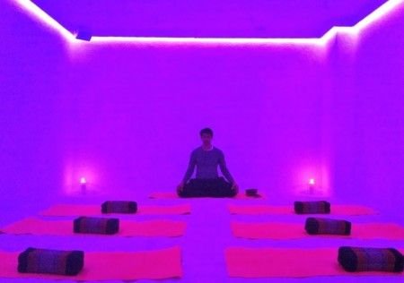 yoga, Haloyoga madrid, haloterapia